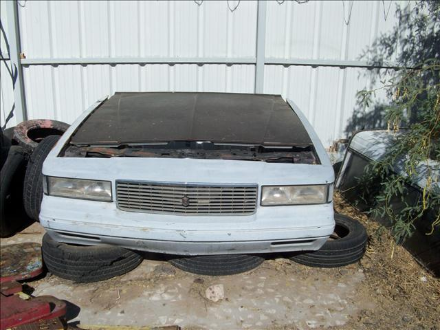 1986 Cheverolet Monte Carlo  ls front end only