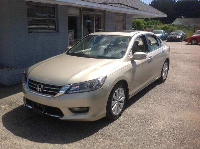 2014 Honda Accord EX 4dr Sedan CVT - Newport News VA