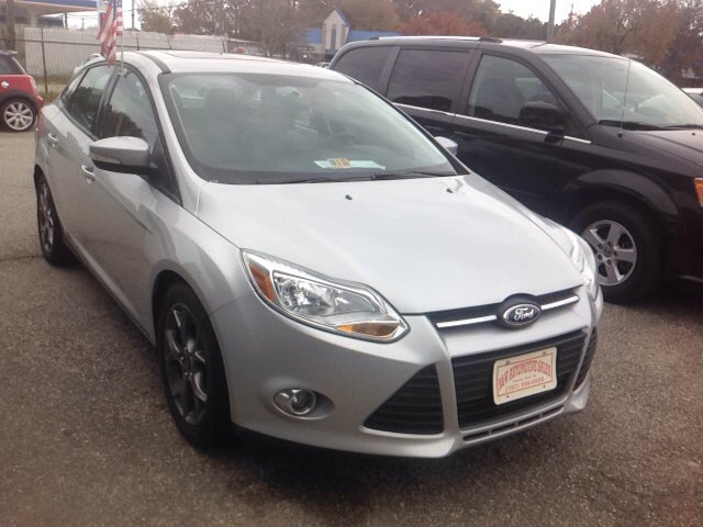 2013 Ford Focus SE 4dr Sedan - Newport News VA