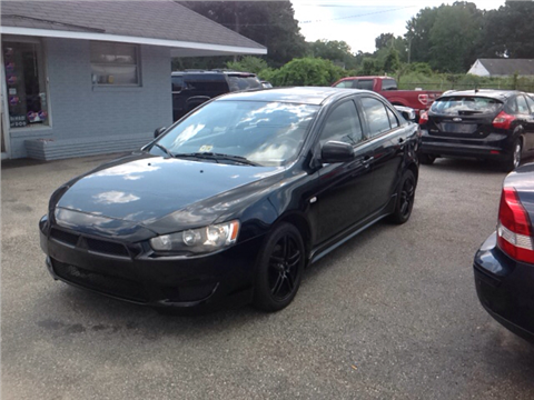 2008 Mitsubishi Lancer for sale in Newport News, VA