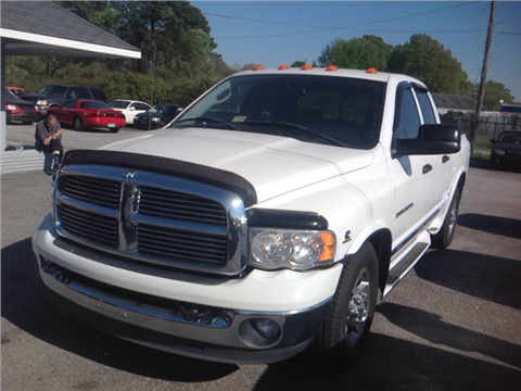 2005 Dodge Ram Pickup 3500 for sale in Newport News, VA