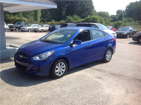 2014 Hyundai Accent for sale in Newport News, VA