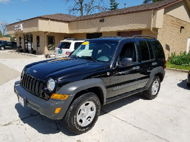 2007 Jeep Liberty Sport 4dr SUV 4WD - South Elgin IL