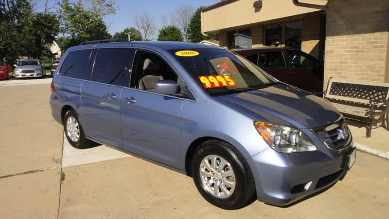 2008 Honda Odyssey EX 4dr Mini-Van - South Elgin IL