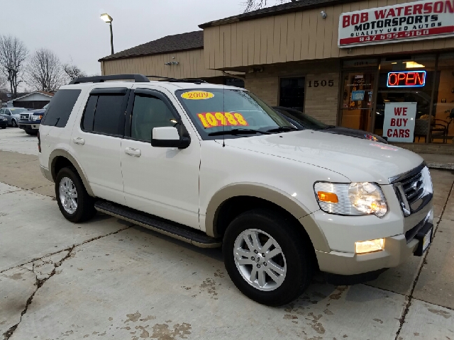 2009 ford explorer eddie bauer 4x4 4dr suv v8 in south elgin il bob waterson motorsports. Black Bedroom Furniture Sets. Home Design Ideas