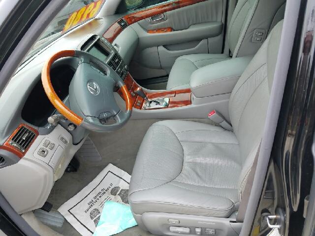 2004 Lexus LS 430 Base 4dr Sedan - South Elgin IL