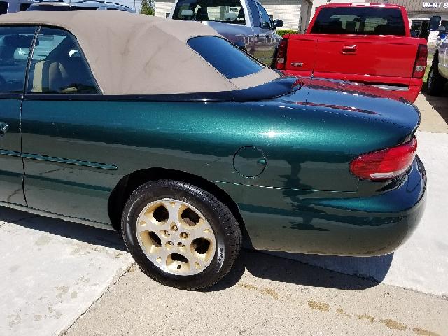 1998 Chrysler Sebring JXi 2dr Convertible - South Elgin IL