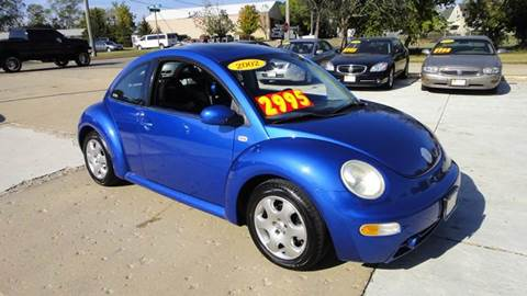 2002 Volkswagen New Beetle for sale in South Elgin, IL