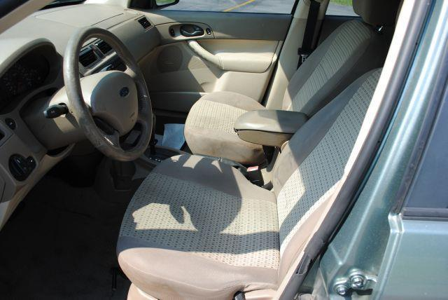 2006 Ford Focus ZX4 SES 4dr Sedan - Hendersonville TN