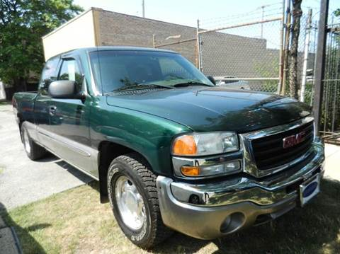 2003 GMC Sierra 1500 for sale in Chicago, IL