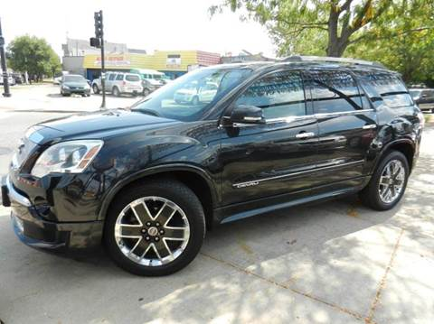 2011 GMC Acadia for sale in Chicago, IL