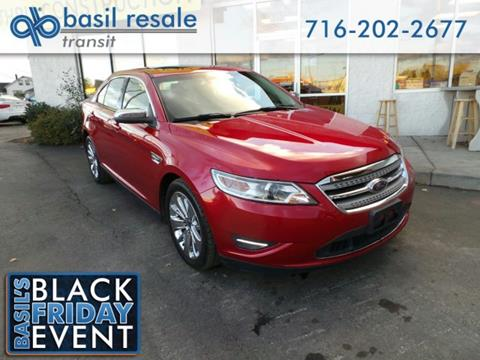 2010 Ford Taurus for sale in Williamsville NY