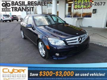 2010 Mercedes-Benz C-Class for sale in Williamsville, NY