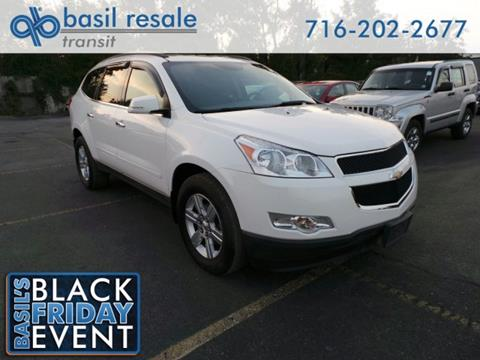 2011 Chevrolet Traverse for sale in Williamsville, NY