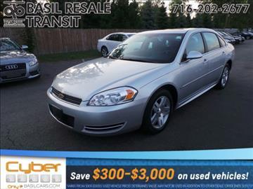 2009 Chevrolet Impala for sale in Williamsville, NY