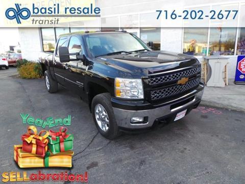 2014 Chevrolet Silverado 3500HD for sale in Williamsville NY
