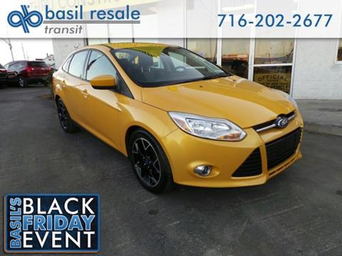 2012 Ford Focus for sale in Williamsville NY