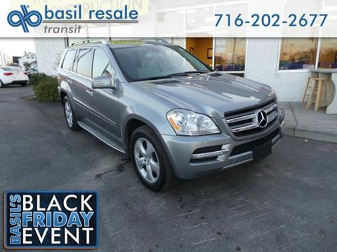 2012 Mercedes-Benz GL-Class for sale in Williamsville NY
