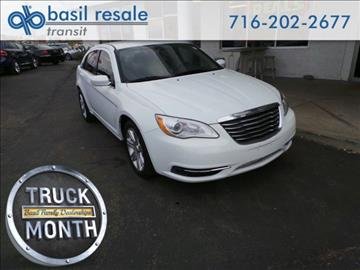 2013 Chrysler 200 for sale in Williamsville, NY