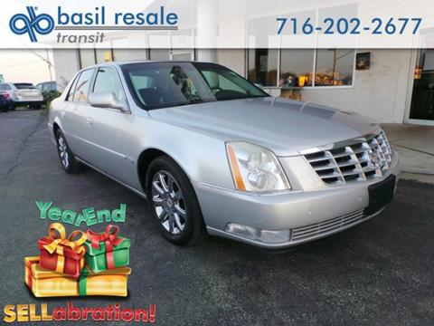 2009 Cadillac DTS for sale in Williamsville, NY