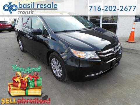 2014 Honda Odyssey for sale in Williamsville, NY