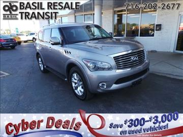 2011 Infiniti QX56 for sale in Williamsville, NY
