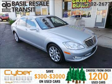 2007 Mercedes-Benz S-Class for sale in Williamsville, NY