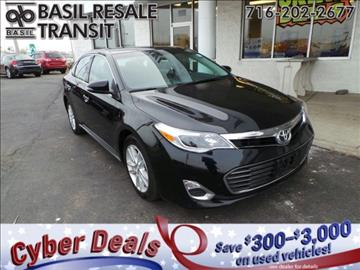 2015 Toyota Avalon for sale in Williamsville, NY
