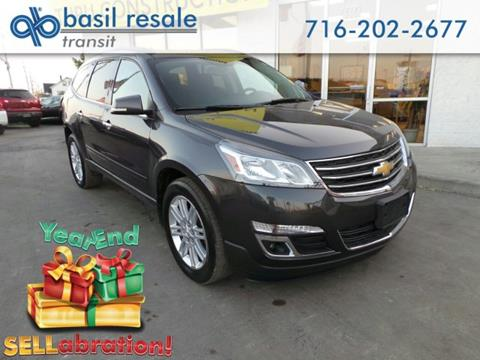 2014 Chevrolet Traverse for sale in Williamsville NY