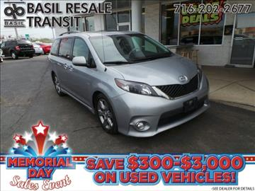 2014 Toyota Sienna for sale in Williamsville, NY