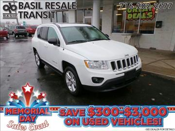 2011 Jeep Compass for sale in Williamsville, NY