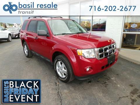 2011 Ford Escape for sale in Williamsville, NY