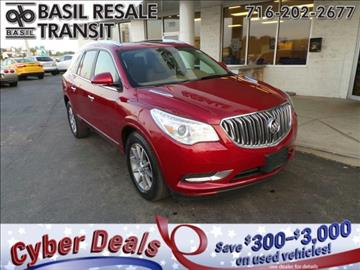 2014 Buick Enclave for sale in Williamsville, NY