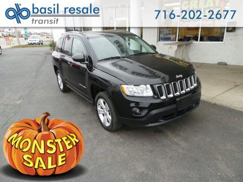 2013 Jeep Compass for sale in Williamsville, NY