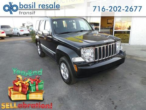 2012 Jeep Liberty for sale in Williamsville NY