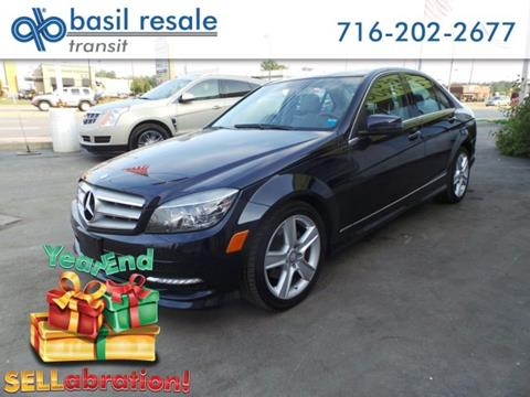 2011 Mercedes-Benz C-Class for sale in Williamsville, NY