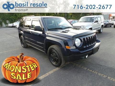 2012 Jeep Patriot for sale in Williamsville NY