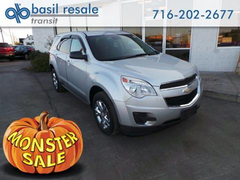 2012 Chevrolet Equinox for sale in Williamsville NY