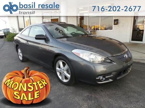 2008 Toyota Camry Solara for sale in Williamsville NY