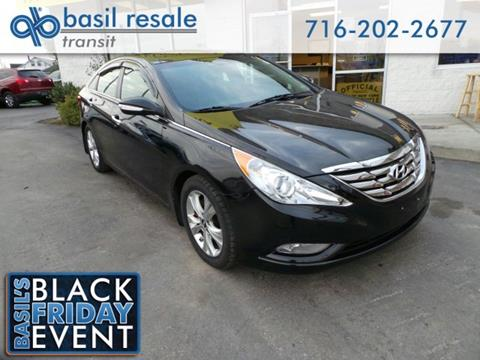 2012 Hyundai Sonata for sale in Williamsville NY
