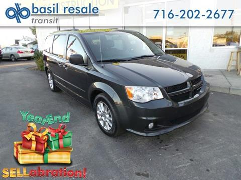 2012 Dodge Grand Caravan for sale in Williamsville, NY