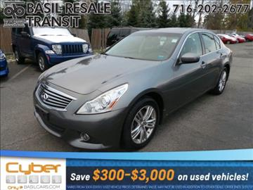 2010 Infiniti G37 Sedan for sale in Williamsville, NY