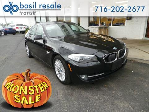2011 BMW 5 Series for sale in Williamsville NY