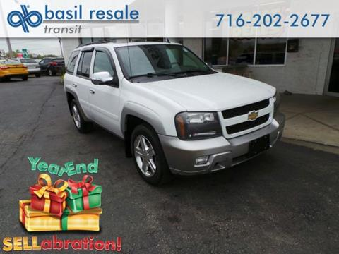 2007 Chevrolet TrailBlazer for sale in Williamsville NY
