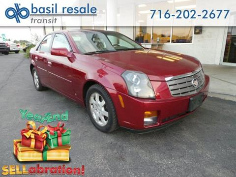 2006 Cadillac CTS for sale in Williamsville NY