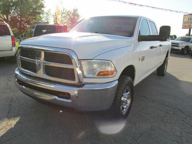 2011 Dodge Ram Pickup 2500