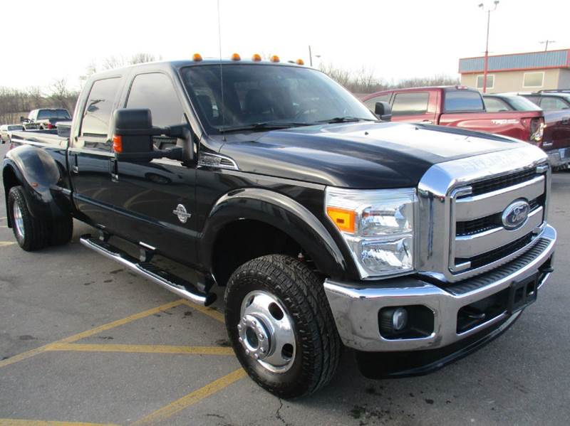 2011 ford f 350 super duty lariat crew cab 6 7 diesel 4x4 dually loaded in harrisonville mo. Black Bedroom Furniture Sets. Home Design Ideas