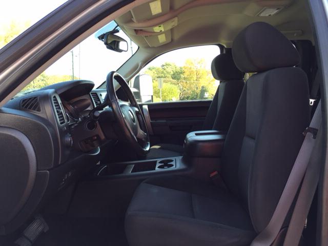 2011 GMC Sierra 2500HD
