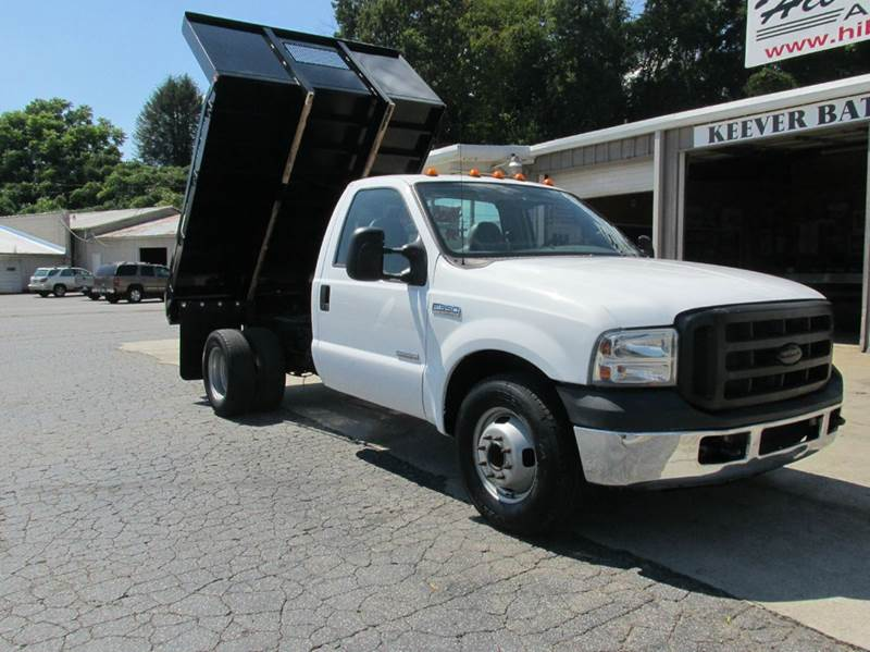 2006 Ford F-350 Super Duty Dumpbed