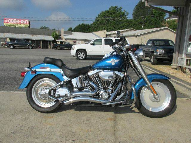 2005 Harley-Davidson FATBOY